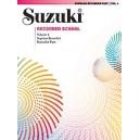 Suzuki Recorder School (soprano Recorder) - Recorder Part