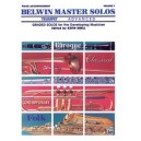 Belwin Master Solos (trumpet) - Advanced Piano Acc.