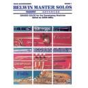 Belwin Master Solos (trumpet) - Advanced Piano Acc.