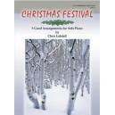 Christmas Festival, Level 6 - 9 Carol Arrangements for Solo Piano