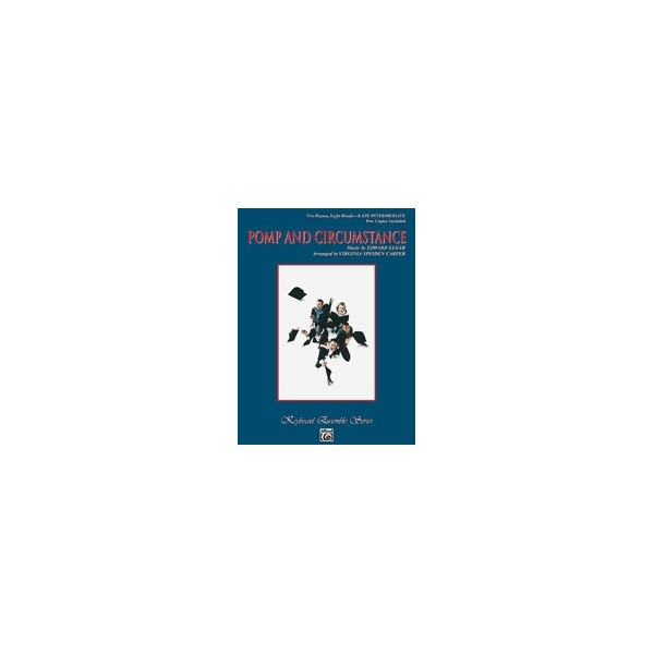 Elgar arr. Speiden Carper - Pomp And Circumstance (military March No. 1 In D Major)
