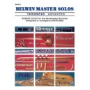 Snell, Keith (arranger) - Belwin Master Duets (trombone) - Advanced