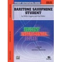 Student Instrumental Course Baritone Saxophone Student - Level II