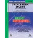 Student Instrumental Course French Horn Soloist - Level I (Piano Acc.)