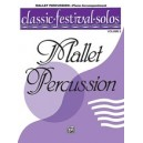 Various - Classic Festival Solos (mallet Percussion) - Piano Acc.