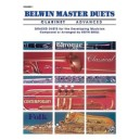 Snell, Keith (arranger) - Belwin Master Duets (clarinet) - Advanced