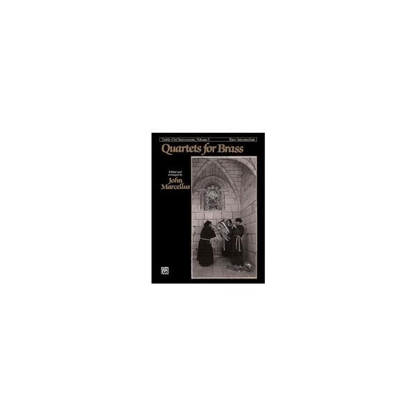 arr. Marcellus - Quartets For Brass - Treble Clef Instruments (Easy-Intermediate)
