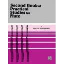 Practical Studies For Flute