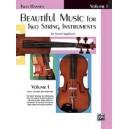 Applebaum, Samuel - Beautiful Music For Two String Instruments - 2 Basses