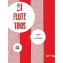 Hudadoff, Igor (arranger) - 24 Flute Trios
