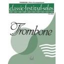 Classic Festival Solos (trombone) - Piano Acc.
