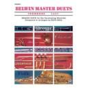 Snell, Keith (arranger) - Belwin Master Duets (trombone) - Easy