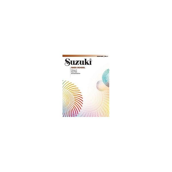 Suzuki - Suzuki Bass School - Bass Part