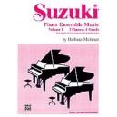 Suzuki Piano Ensemble Music For Piano Duo - Second Piano Accompaniments