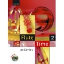 Flute Time 2 (book + CD) - Denley, Ian