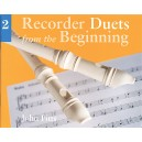 Recorder Duets From The Beginning: Pupil's Book 2 - Pitts, John (Artist)
