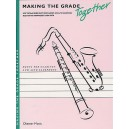 Making The Grade Together: Duets (Clarinet And Alto Saxophone)