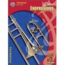 Band Expressions, Book Two Student Edition - Trombone