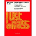 Tylman Susato: Renaissance Dances (Just Brass No.22) - Howarth, Elgar (Editor)