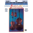 String Festival Solos - Double Bass Piano Acc.