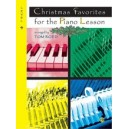 Roed, Tom (arranger) - Christmas Favorites For The Piano Lesson - Level 4