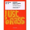 Giovanni Gabrieli: Sonata Piane Forte - Brass Octet (Just Brass No.30) - Gabrieli, Giovanni (Composer)