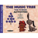 The Music Tree Activities Book - Time to Begin