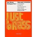 Scott Joplin (Arr. Iveson): The Easy Winners - Just Brass Lollipops No.6 - Iveson, John (Artist)