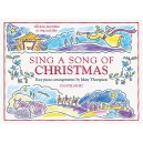 Sing A Song Of Christmas - Thompson, Mary (Artist)