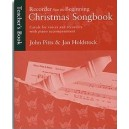 Recorder From The Beginning: Christmas Songbook Teachers Book - Pitts, John (Artist)