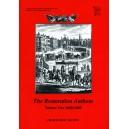 The Restoration Anthem Volume 1 1660-1689 - Dexter, Keri  Webber, Geoffrey