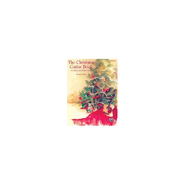 Various - The Christmas Guitar Book - Easy Guitar Solos with TAB