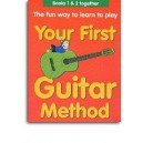 Your First Guitar Method Omnibus Edition - Thompson, Mary (Author)