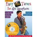 Easy Film Tunes For Alto Saxophone