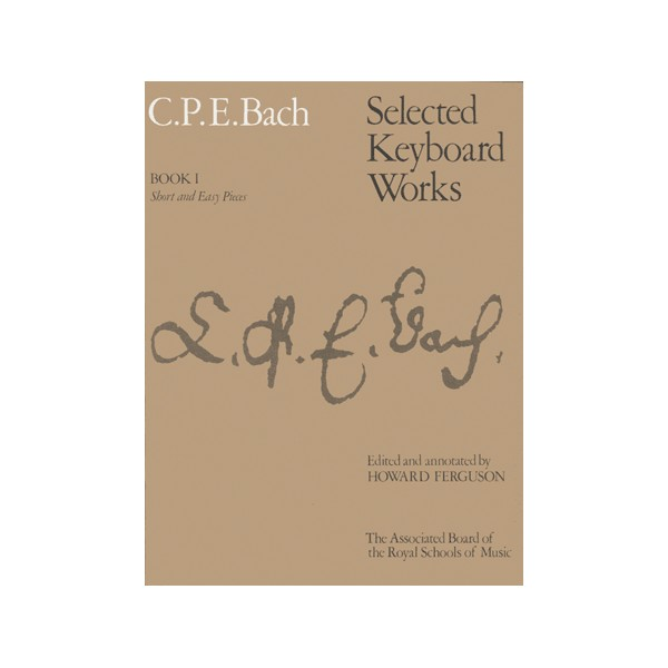 Selected Keyboard Works  Book I: Short & Easy Pieces