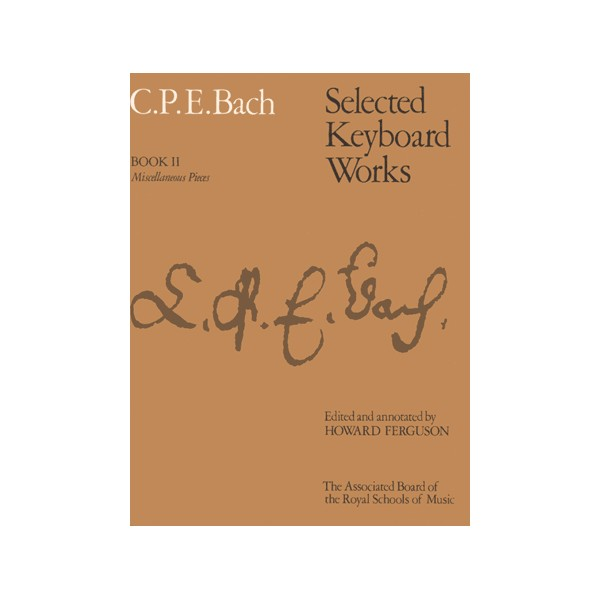 Selected Keyboard Works  Book II: Miscellaneous Pieces
