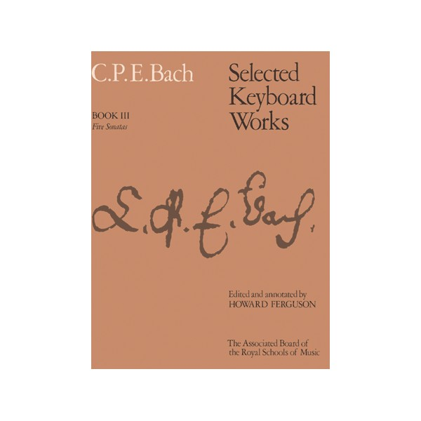 Selected Keyboard Works  Book III: Five Sonatas