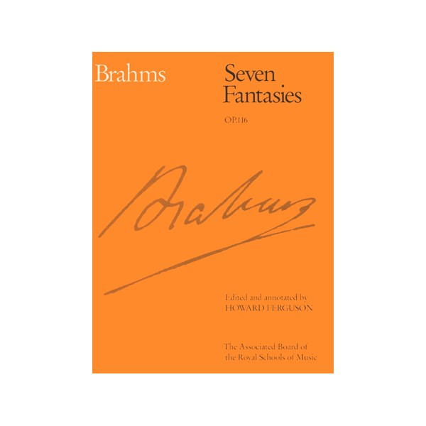 Seven Fantasies  Op. 116