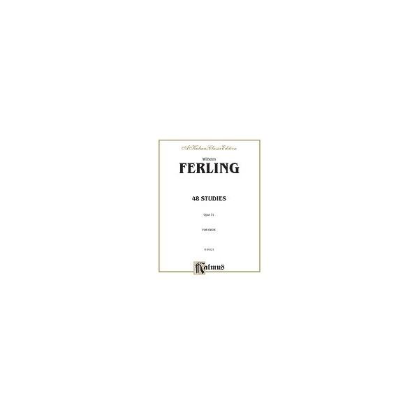 Ferling, W. von - Forty-eight Studies, Op. 31