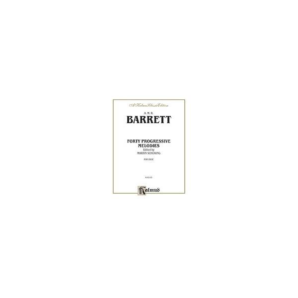 Barret, A.M.R. - Forty Progressive Studies