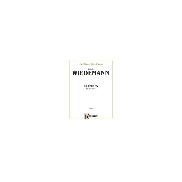 Weidemann, L. - Forty-five Etudes