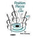 Mooney, Rick - Position Pieces For Cello