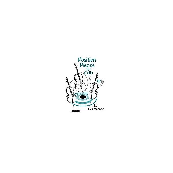 Mooney, Rick - Position Pieces For Cello