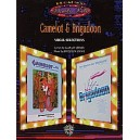 Lerner, A,  - Camelot & Brigadoon (vocal Selections) (broadway Double Bill) - Piano/Vocal/Chords