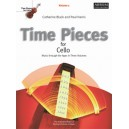 Time Pieces for Cello  Volume One