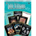 Williams, John - The Very Best Of John Williams For Strings - Viola (with Piano Acc.)