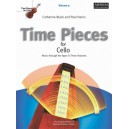 Time Pieces for Cello  Volume Two