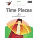 Time Pieces for Cello  Volume Three