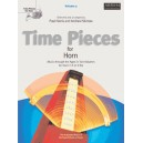 Time Pieces for Horn  (Eb/F) Volume 2