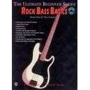 Bogert, Tim  - Ultimate Beginner Rock Bass Basics - Steps One & Two